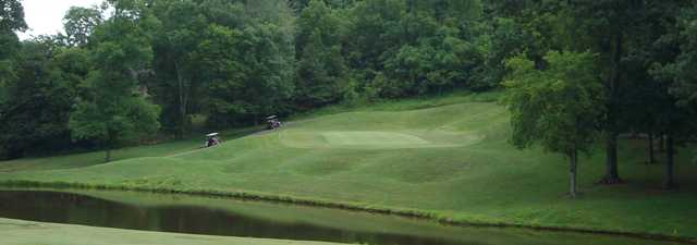 Country Hills GC: #4